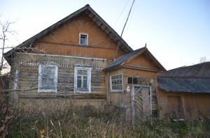 7. Poddubnaya - empty village